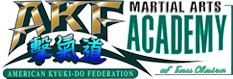 AKF Martial Arts Academy of Eau Claire, WI | Chippewa Falls, WI